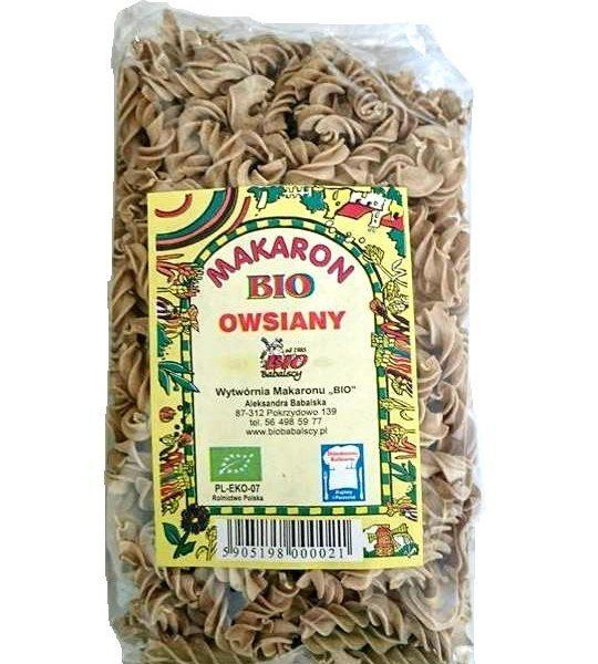 makaron owsiany