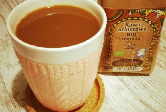 """Aromatyczna kawa orkiszowa z """"mlekiem"""" kokosowo-ryzowym"""