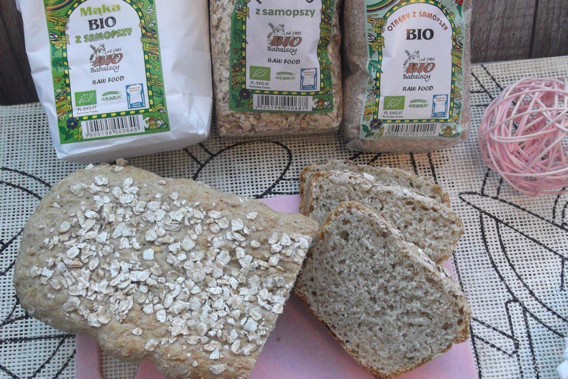 Pyszny domowy chleb